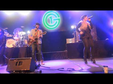 Group 1 Crew w/ Chris August - He Said (LIVE - HD)