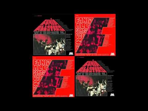 FANIA ALL STARS: Live At The Red Garter.