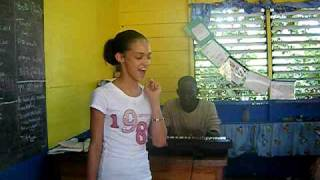 IF I WAS A BOY BY SAMANTHA J (Voice class with Traig Taylor)