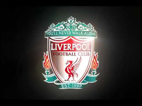 Real Madrid D Liverpool Football Club Logo Animation Youtube