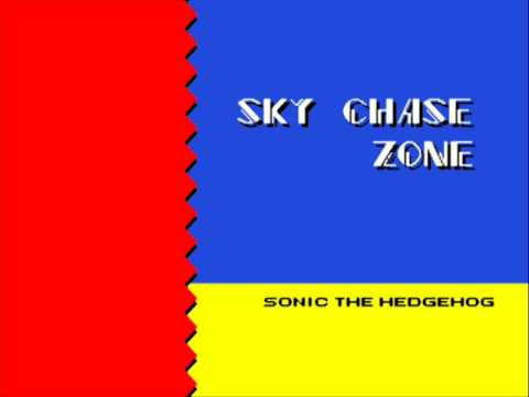 Sonic 2 Music: Sky Chase Zone [extended]