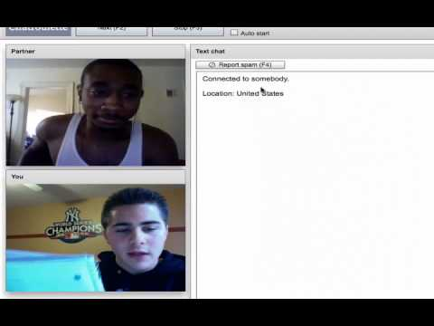 Tupac on Chatroulette Experience [The Interview]