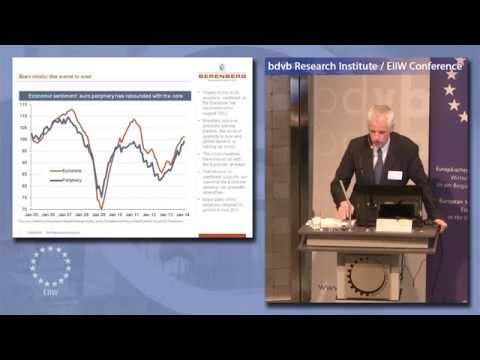 "bdvb Forschungsinstitut – ""Overcoming the Euro Crisis"" – Capital Market Perspectives on the Euro"