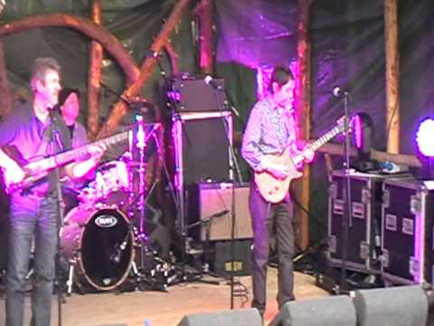 Johnny Fean Band - Trouble With a Capital T. Festival of The Fires 2012