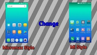 How to change Micromax To Mi Phone by Only On Techz