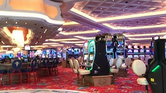 Baha Mar Casino Hotel Tour Nassau Bahamas