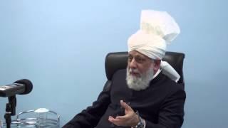 "Khalifa of Islam interviewed by ""Die Zeit"" - Islam Ahmadiyya Part 2"
