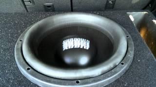 Магазин Автозвук  Sundown Audio г.Нижневартовск.Мощный саб от штатной магнитолы.(, 2014-05-03T06:38:14.000Z)