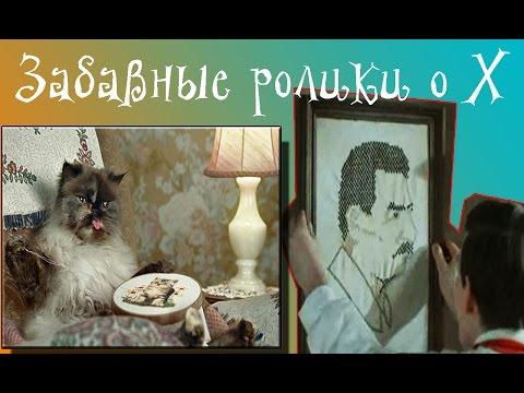 Интересности о вышивке: вышитый портрет Сталина, вышивающий кот