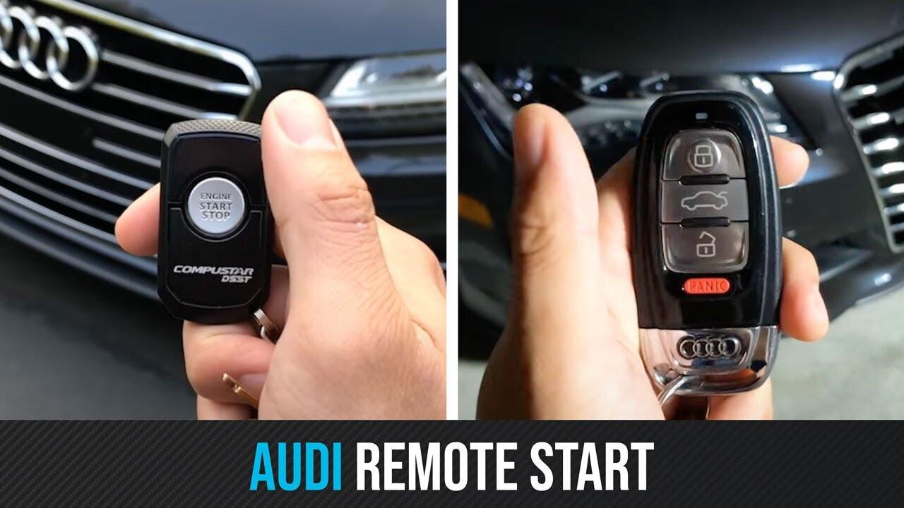 Audi Remote Start System | Compustar