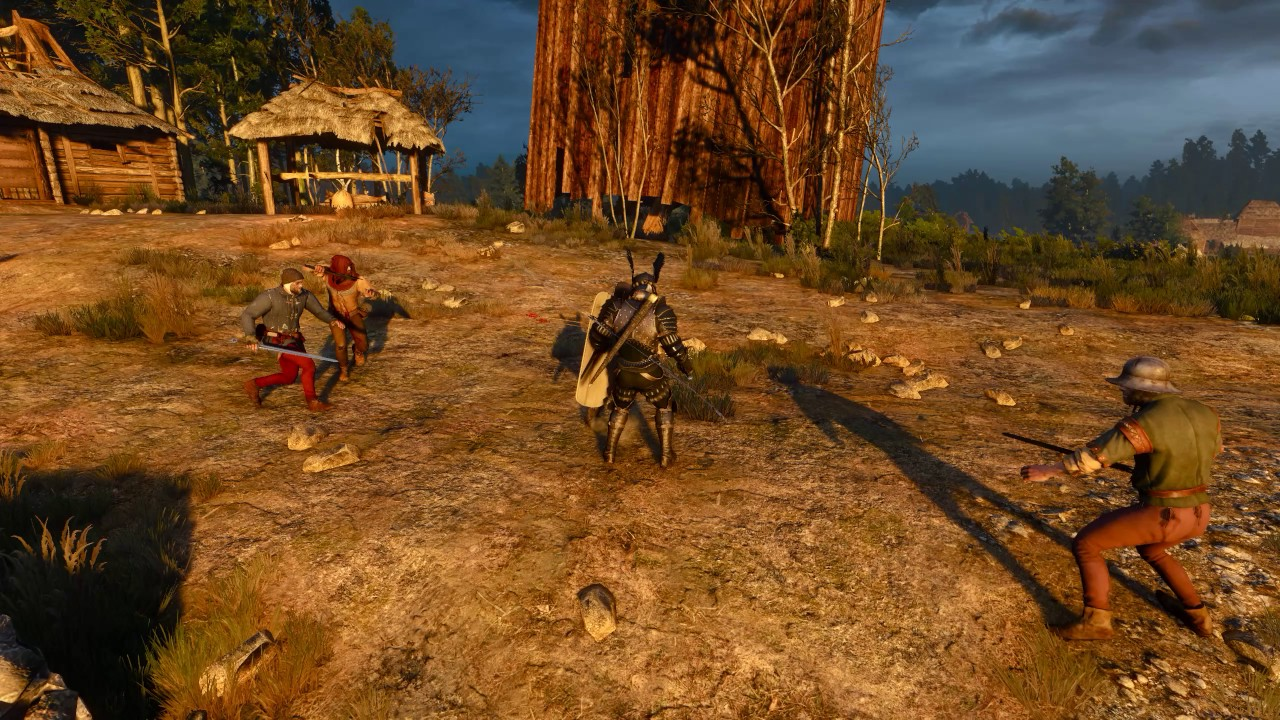 New mod for The Witcher 3 adds shields into the game | GameCrate