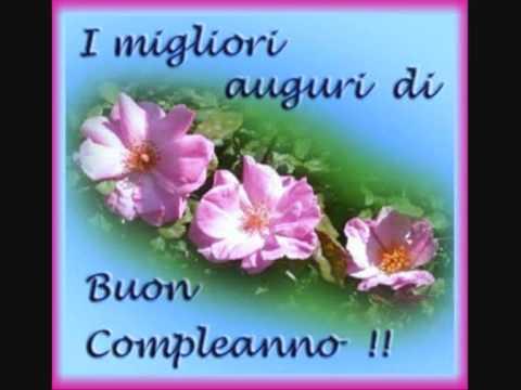 Buon Compleanno Amore By La Tua Amica Del Cuore Youtube