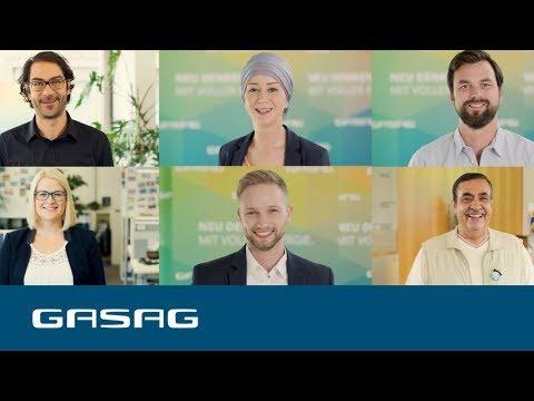 Arbeiten bei der GASAG | Das sind wir.