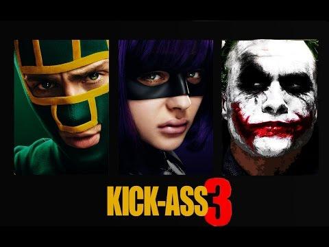 Trailer do filme Kick-Ass 3