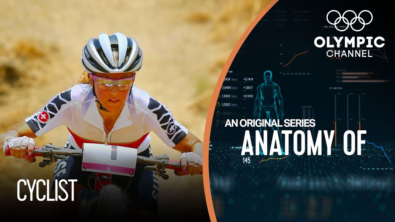 Anatomy of a Cyclist: The Incredible Stamina of Jolanda Neff