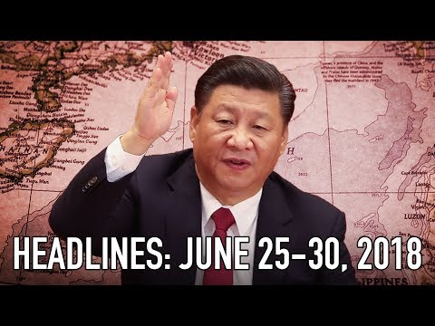 """China Won't Give Up """"Even One Inch"""" of Territory"""