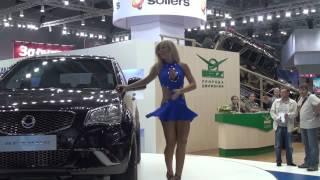 видео Московский международный автомобильный салон