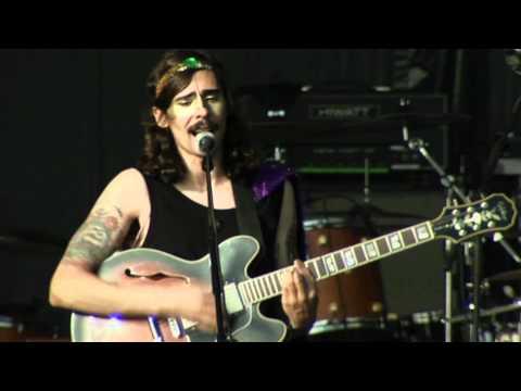 Hola a Todo el Mundo en concierto Vigo Transforma 2011