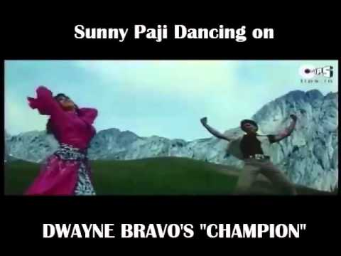 Sunny Deol Dancing on Champion Song!