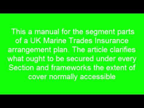 A Guide to Business Insurance for UK Marine Trades afazuddin  Education Loan us