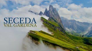 Seceda, Val Gardena, Ortisei - BZ (10 Agosto 2019)
