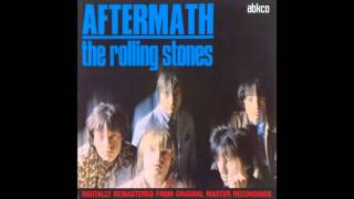 The Rolling Stones Paint it black Album Aftermath