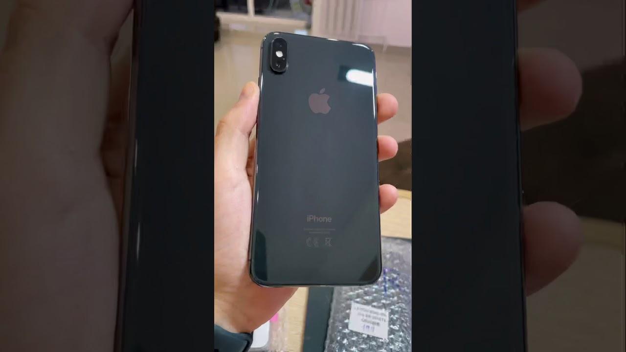 iPhone XS Max Замена Стекла корпуса в Тюмени