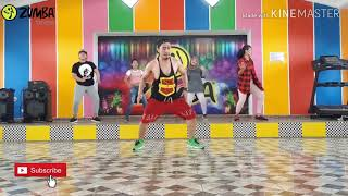 Jaleo - Nicky Jam ft. Steve Aoki || Zumba Choreo by ZIN Faiz (pinrang) Video