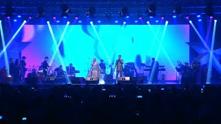 Hedi Yunus & Melly Goeslaw - Antara Kita & Kristal Kristal Cinta (Live) | KONSER BERDUA