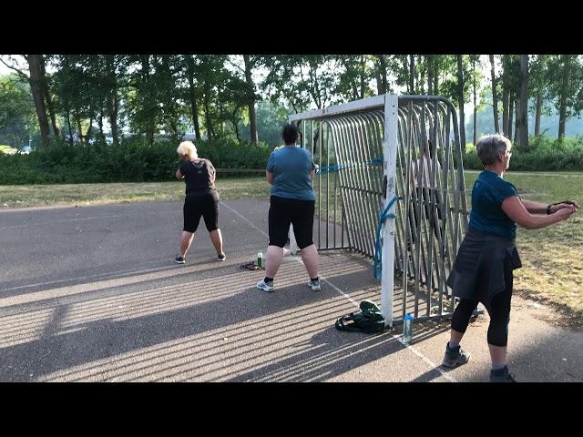 Fitwalk training
