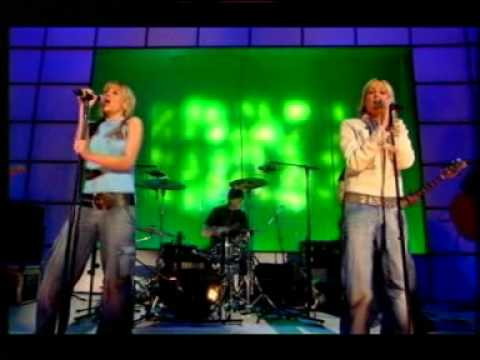 Appleton  Don't Worry Live @ Top Of The Pops 21022003