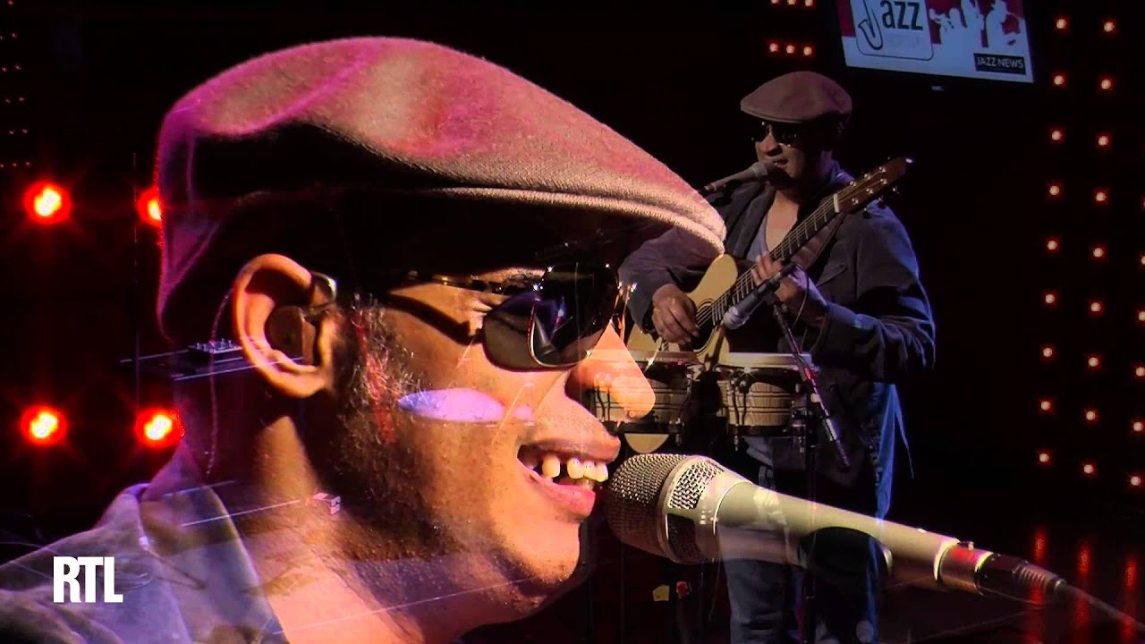 Raul Midon | State of mind en live dans RTL JAZZ FESTIVAL | RTL - RTL