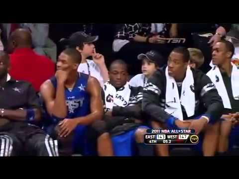 2011 NBA  올스타전 All Star Game Part 11