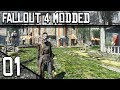 SC Plays Fallout 4 1 Making Friends Modded Survival mp3