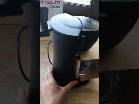 Капельная кофеварка GRUNHELM GDC06