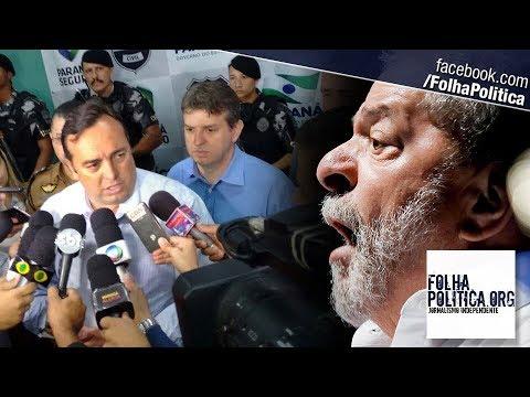 Delegado requer busca na cela de Lula após ataques difamatórios em nome do presidiário em redes..