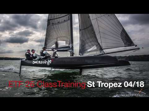 ETF 26 St Tropez Training