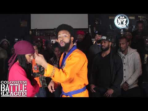 YH2BT -Spanish Harlem vs Nu York (The Spanish File)
