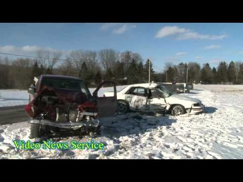 WYOMING COUNTY/ Rt 98 accident Attica