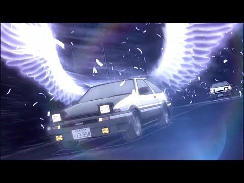 【AMV】Initial D Final Stage - Takumi vs Shinji