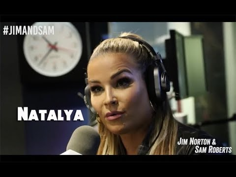 Natalya - Being Used by WWE, Bellas, Conor McGrggor, Charlotte, etc - Jim Norton & Sam Roberts