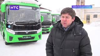 В муниципальное предприятие «Ирбит-Авто-Транс» пришла новая техника