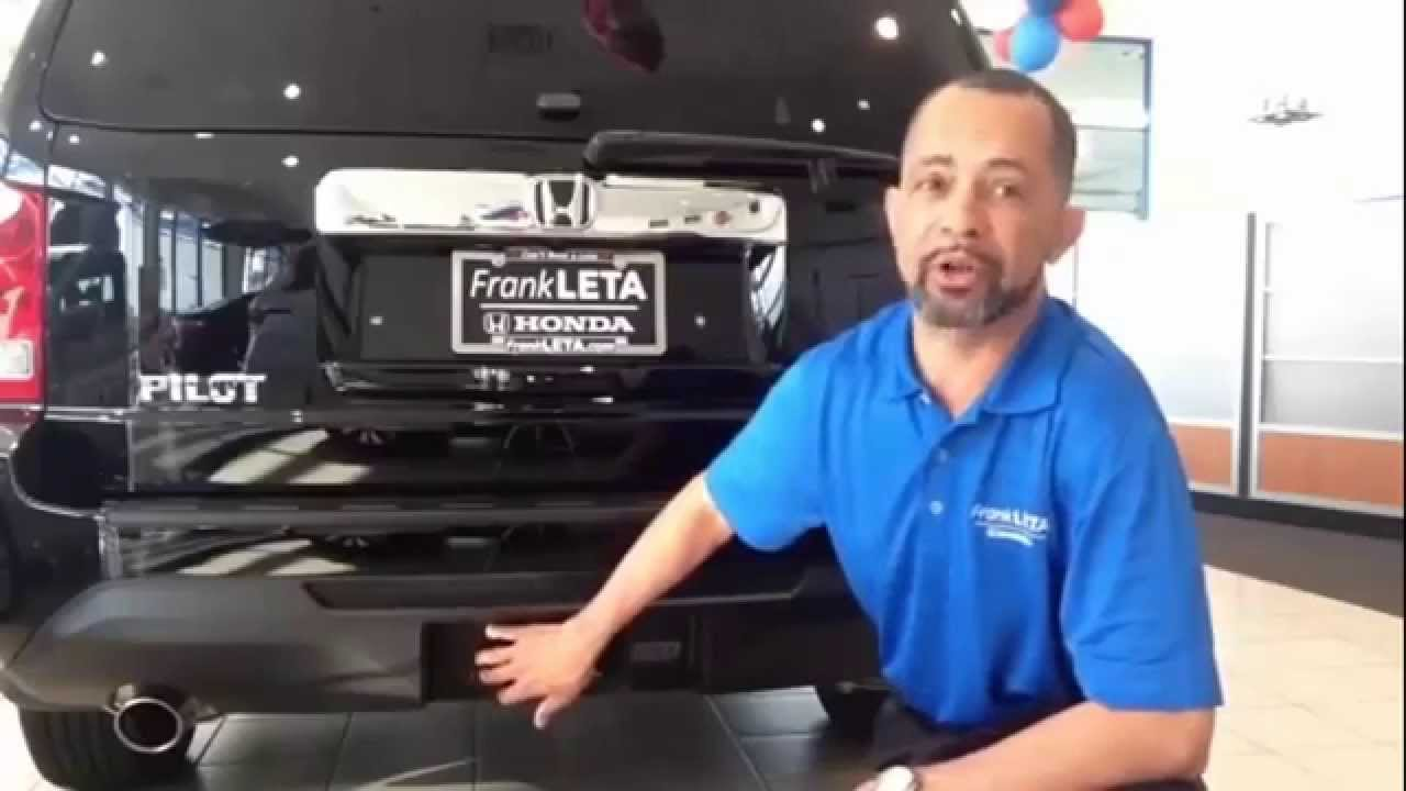 Honda Highlight 2014 Pilot Towing How Much Can A Trailer Mounted Brake Controller Wiring Diagram Tow Youtube