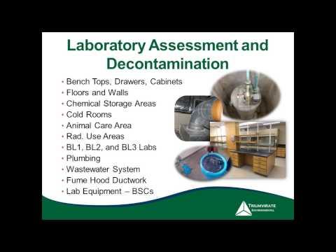 Webinar: Lab Decommissioning