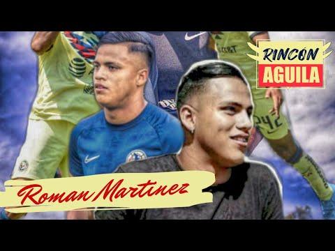 ROMAN MARTINEZ | JUGADOR del CLUB AMERICA | Rincon Aguila | EP 40