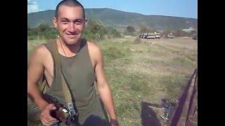 Южная Осетия Цхинвали после боевых действий(Перед дорогой домой пацаны сидят на посту., 2016-01-05T00:01:53.000Z)