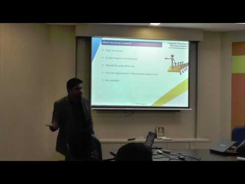 NASSCOM 10K Warehouse Pune - Legal Workshop Part 2/3