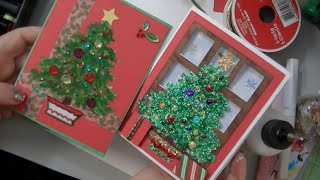 Making your Christmas Cards Early by Melody Lane in the Made It For Maymay Series