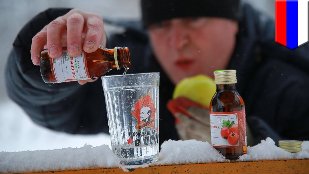 I Don T Have A Drinking Problem I Drink Get Drunk Fall: Russia Alcohol Problem: 49 People Die In Siberia After