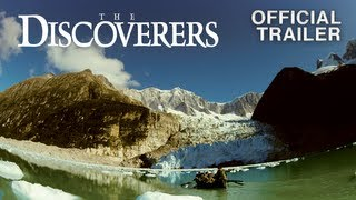 THE DISCOVERERS Official IMAX Movie Trailer